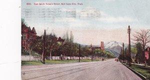 SALT LAKE CITY, Utah, 1912, East South Temple Street