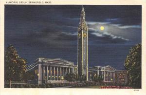 Massachusetts  Springfield    Municipal Group