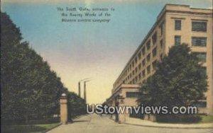 South Gate, Western Electric Co in Kearny, New Jersey