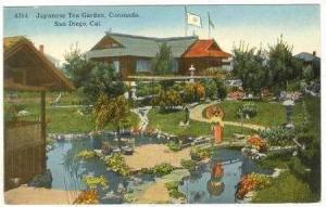 Japanese Tea Garden, San Diego, California 00-10s