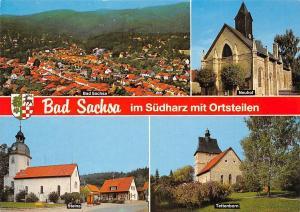 Bad Sachsa im Suedharz mit Ortsteilen, Steina Neuhof Tettenborn Kirche