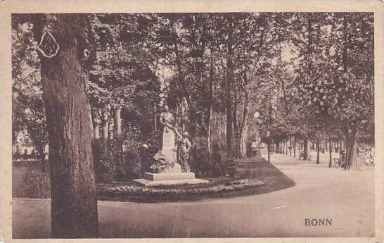 Germany Bonn Park