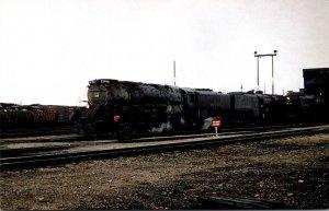 Union Pacific Big Boy Locomotive #3990 World's Biggest and Heaviest Stea...