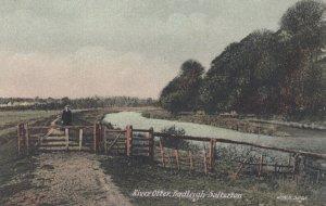 Budleigh Salterton , Devon , England , 00-10s ; River Otter