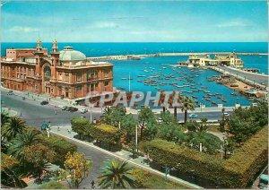 Postcard Modern Bari Theater Marguerite