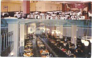 Interior views The Pickick Cafeteria Cleveland Ohio OH,