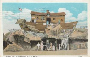 OLD ORCHARD BEACH , Maine , 1926 ; Noah's Ark #3
