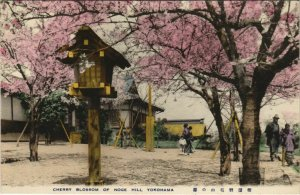 PC CPA YOKOHAMA cherry blossoming Noge Hill JAPAN (a17709)