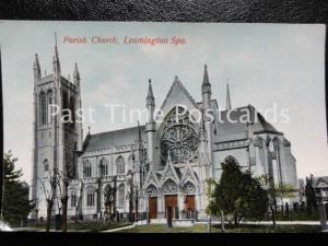 Early PC - Parish Church, LEAMINGTON SPA