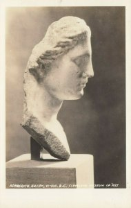 RP: CLEVELAND, Ohio , 1910s; Museum of Art , Aphrodite