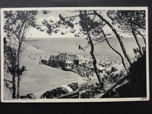 Dorset BOURNEMOUTH Durley Chine c1930's by Photochrom Co 80549