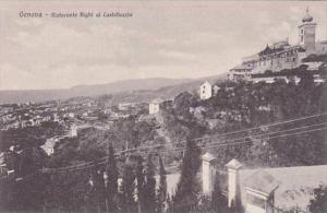 Italy Genova Ristorante Righi al Castellaccia