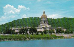 State Capitol Building Charleston West Virginia