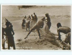 old rppc NICE VIEW Published In Cape Coast - Cabo Corso Ghana i2123