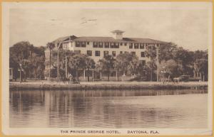 Daytona, FLA., The Prince George Hotel - 1925