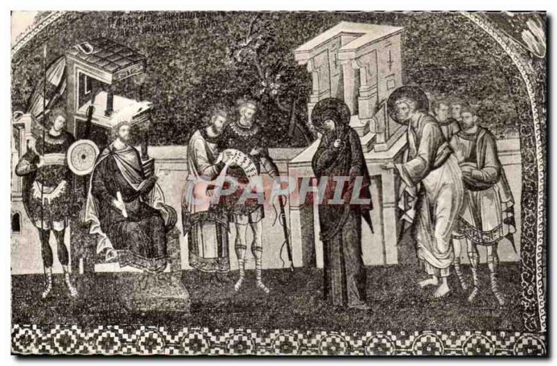 Old Postcard Turkey Thousand and One Nights Realization of Merry Ottin Joseph...