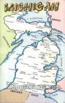 Search michigan mi hippostcard greetings from mi postcard greetings from michigan post m4hsunfo