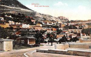 Gibraltar Rosia and Barracks  Rosia and Barracks
