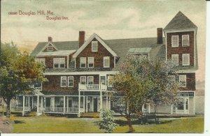 Douglas Hill, Me., Douglas Inn,  Maine