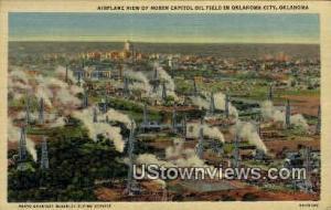 North Capitol Oil Field  Oklahoma City OK Unused