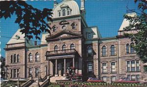 Court House, Sherbrooke, Quebec, Canada, PU-1986