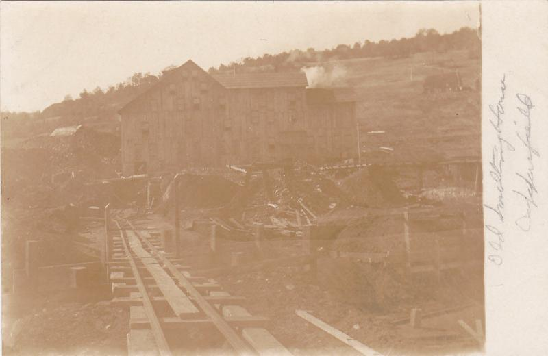 RP: COPPERFIELD , Oregon , 00-10s ; Old Smelter