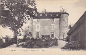 Le Chateau, Uriage, Le Dauphine, France, 1900-1910s