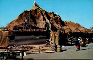 Oklahoma Oklahoma City Frontier City '89er Ghost Mine