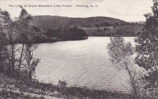 New York Pawling The Lake At Green Mountain Lake Farms Albertype