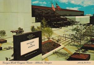 Georgia Atlanta Georgia World Congress Center