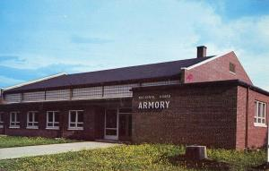 MN - Thief River Falls. Armory