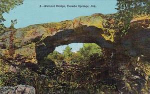 National Bridge Eureka Springs Arkansas