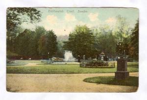 Kristianstad Tivoli, Sweden, 1900-1910s