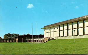 New York Herkimer Library and Johnson Hall Herkimer County Community College