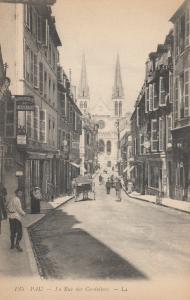 PAU , France, 1900-1910´s ; La Rue des Cordeliers