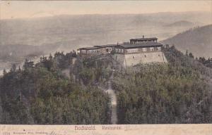 Germany Hochwald Restaurant 1905