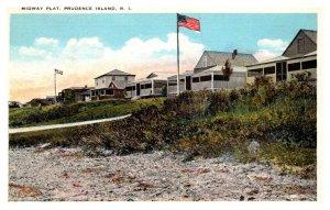 Rhode Island  Prudence Island ,Midway Plat