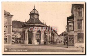 Old Postcard Belgium Spa Pouhon Peter the Great