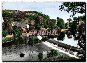 Postcard Modern Switzerland Normandy Bridge & # 39Ouilly dam on the & # 39orn...
