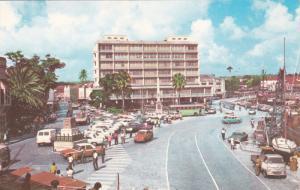 Street view , BRIDGETOWN , Barbados , 1978