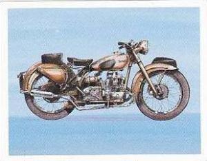 Newmarket Hardware Vintage Trade Card Britains Finest Bikes 1993 No 9 Douglas...