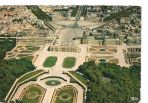 Postal 041761 : Versailles. Le Palais et le Parc