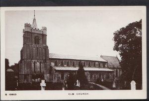 Herefordshire Postcard - Elm Church   RT1531