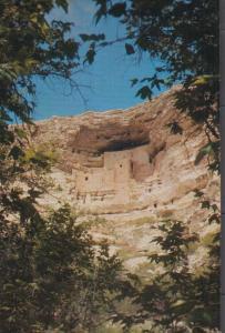 Montezuma Castle National Monument Postcard