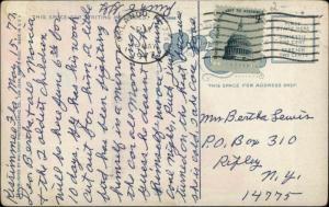 Puerto Rico Native Men Het Makers c1920 Postcard - Used 1977