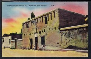 Oldest House in the USA,Santa Fe,NM