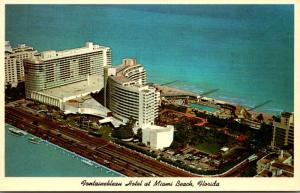 Florida Miami Beach The Fontainebleau