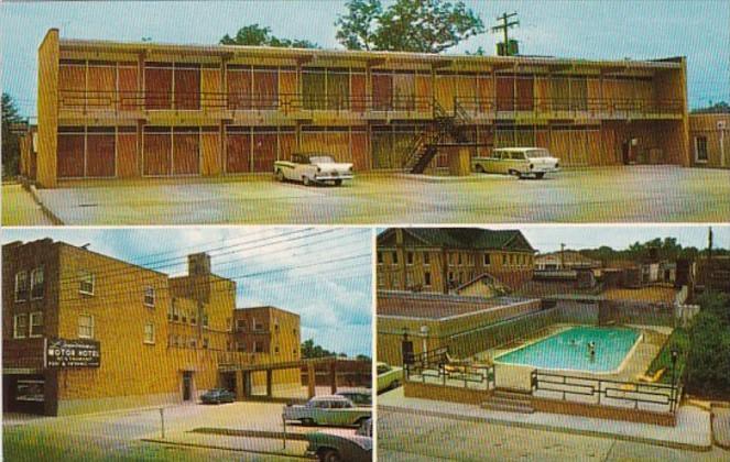Louisiana Bastrop Motor Hotel