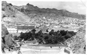 Yemen Aden, View of Crater, Panorama 1959