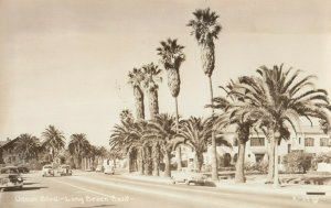 RP: LONG BEACH , California , 1950 ; Ocean Blvd.